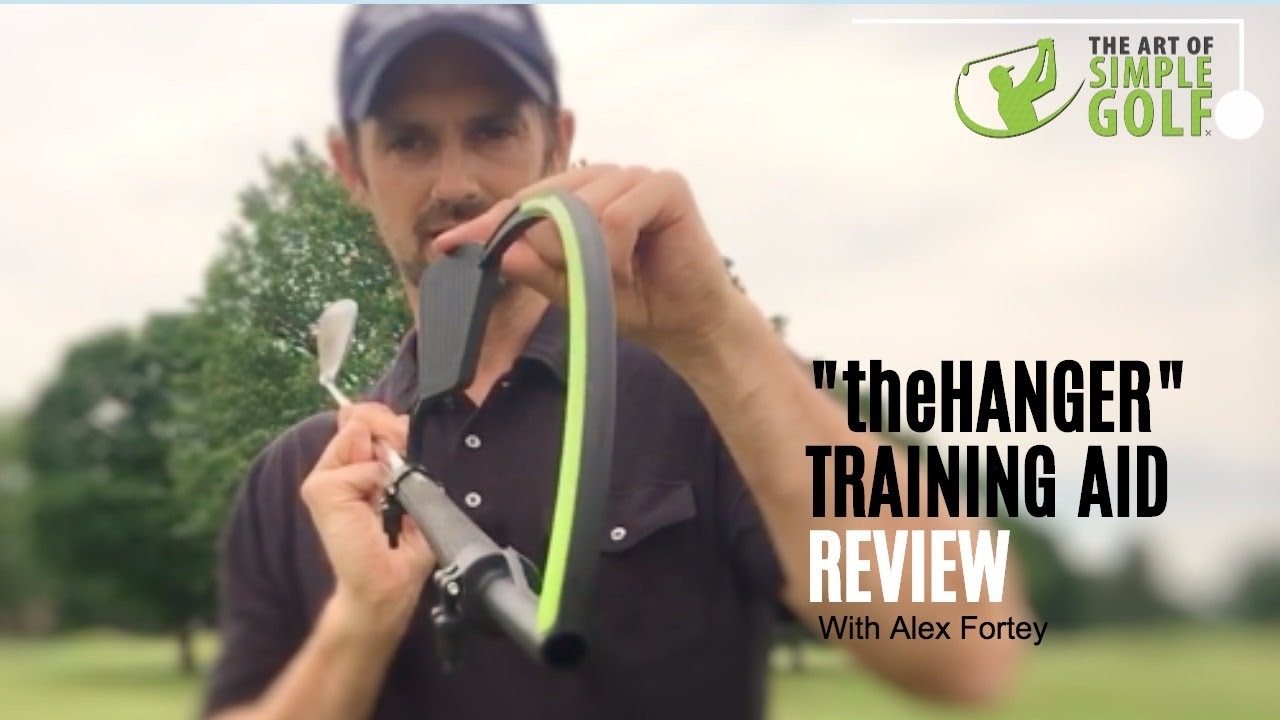 The hanger golf swing training aid review