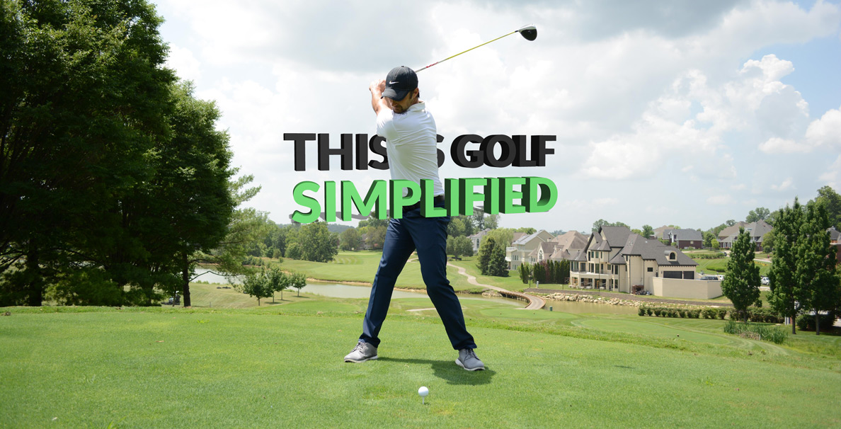Simple golf swing videos and tips to play better golf
