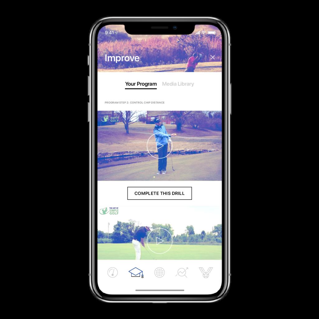 graff golf app
