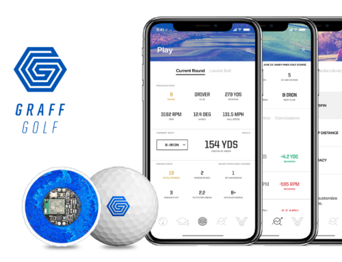 Graff Golf Smart Ball Announcement