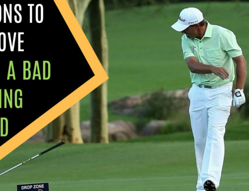 6 GOLF LESSONS TO WORK ON AFTER A BAD ROUND