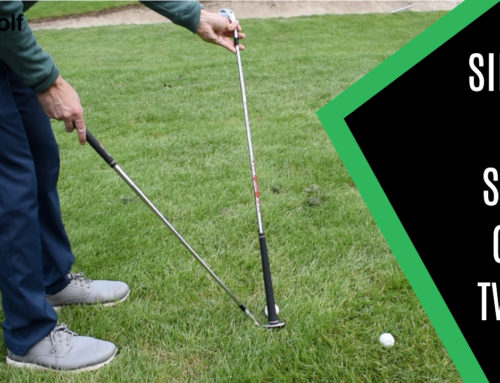 HOW TO PLAY FLOP SHOT BETTER WITH THIS SEVE SHORT GAME TIP