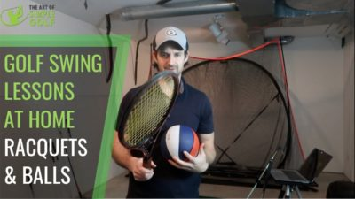 golf swing impact drills
