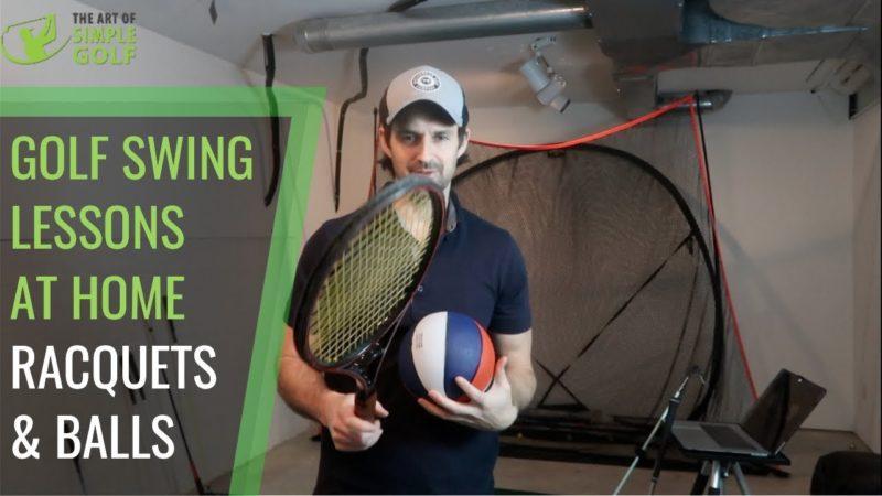 golf swing impact drills