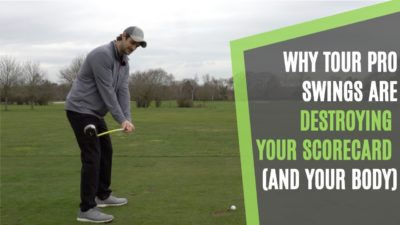 Why tour pro golf swing are ruining yours