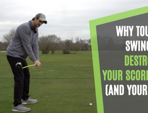 WHY TOUR PRO SWINGS ARE DESTROYING YOUR SCORECARD (AND YOUR BODY)