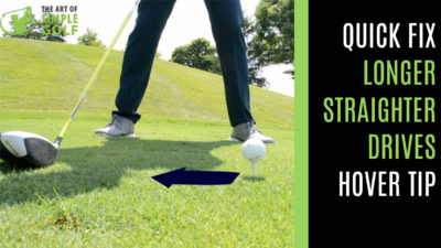 how to hit driver golf