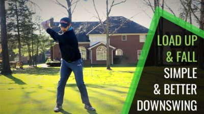 golf swing transition