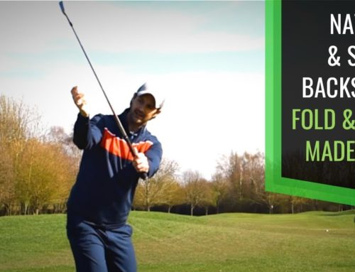NATURAL BACKSWING FOLD & HINGE MADE EASY