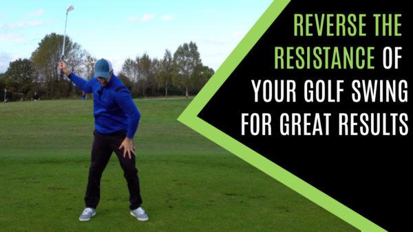 golf swing made easier