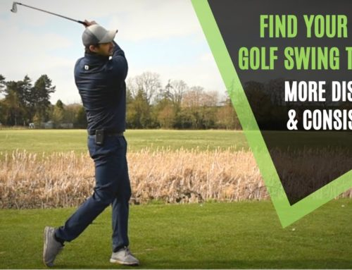 FIND YOUR IDEAL GOLF SWING TEMPO: SLOW DOWN FOR A BETTER SWING (YOU WILL BE SURPRISED AT RESULTS)
