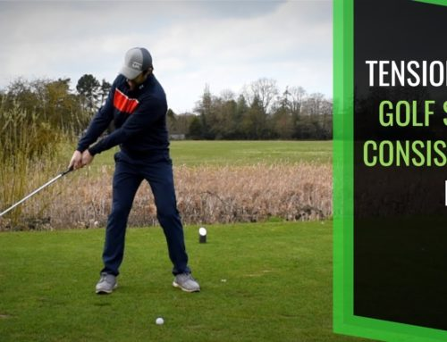 TENSION IS A GOLF SWING CONSISTENCY KILLER: SUPPLE WRISTS IS YOUR KEY