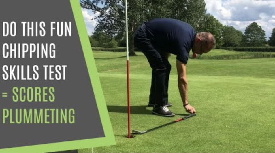 chipping skills test