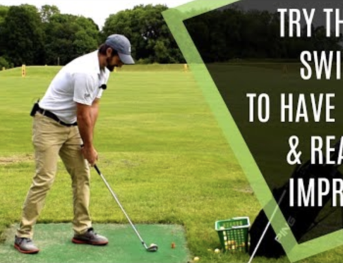 WEIRD GOLF SWINGS TO HAVE FUN & REALLY IMPROVE: WHY PURSUING PERFECT GOLF SWING TECHNIQUE IS HARD