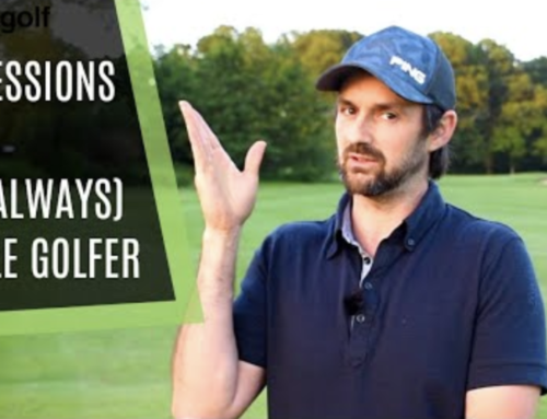CONFESSIONS OF A (NOT ALWAYS) SIMPLE GOLFER