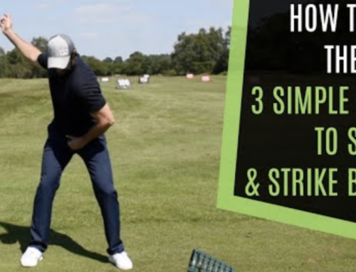 ROTATE THE HIPS IN THE GOLF SWING 3 SIMPLE TIPS – INSTINCTIVE, TECHNIQUE AND SWING FEEL
