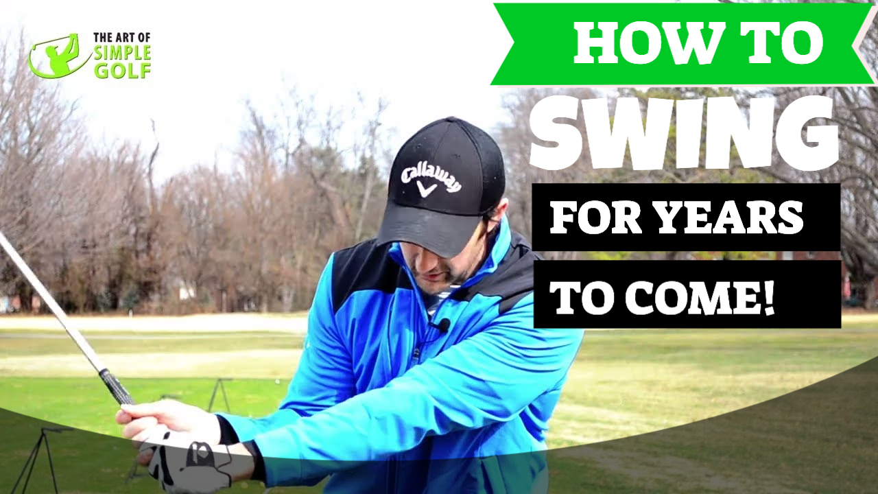 how to swing a golf club senior