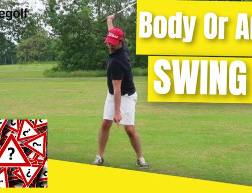 Body Or Arms Feel Golf Swing: Which is Right For You?