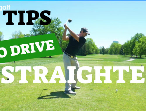3 Tips To Drive The Golf ball STRAIGHTER ➡