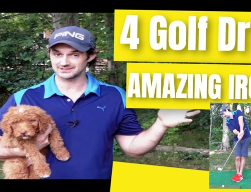 4 Golf Swing Drills For Irons 🏌♂