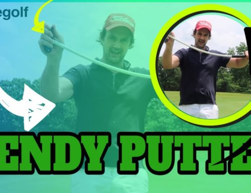 Can This Bendy Putter Training Aid Help You Hole More Putts?