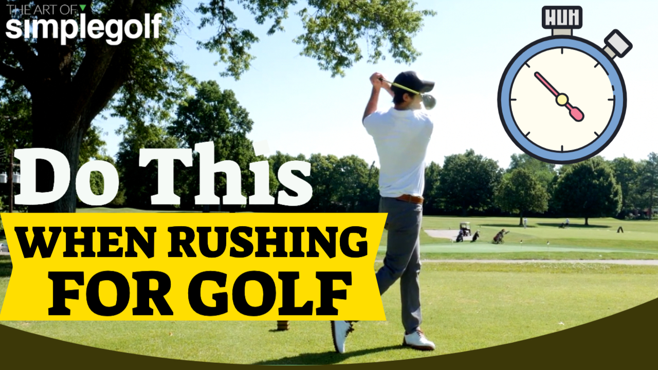 first tee golf swing tips