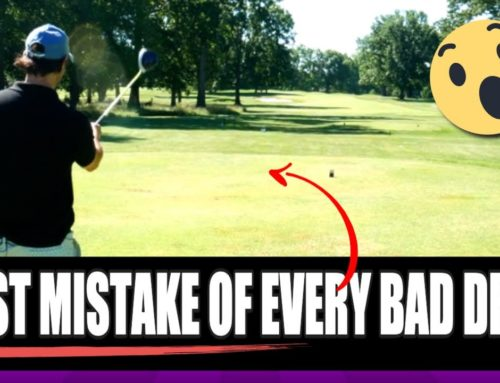 The FIRST Mistake of Every Bad Drive ❌🏌♂