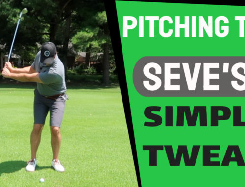 How You Can Play 2 Different Pitch Shots A Bit More Like Seve