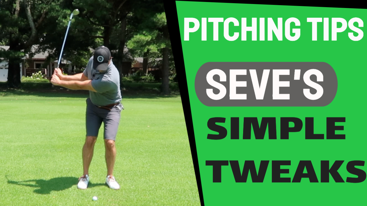 seve pitching technique simple tips
