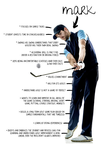 mark golf swing