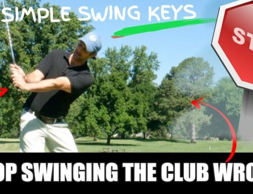 Stop Swinging Your Golf Club Wrong TODAY   Instant Fix ✅