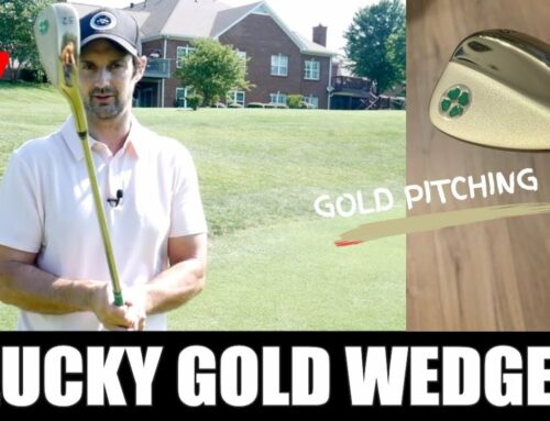 Best Golf Wedges Under $100: Lucky Golf Gold Wedge Review