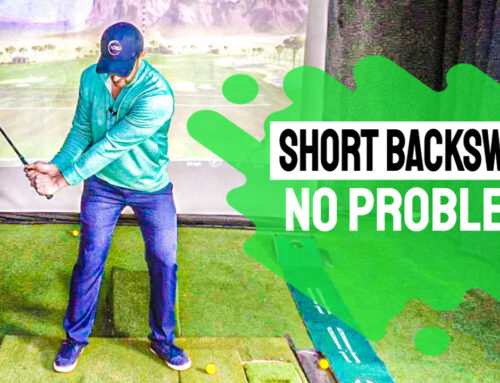Short Backswing? It's EASY to OPTIMIZE Your Golf Swing