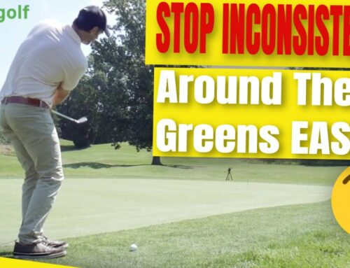 Short game Secrets To Lower Scores? NOPE Just Ignored Common Sense Chipping Tips