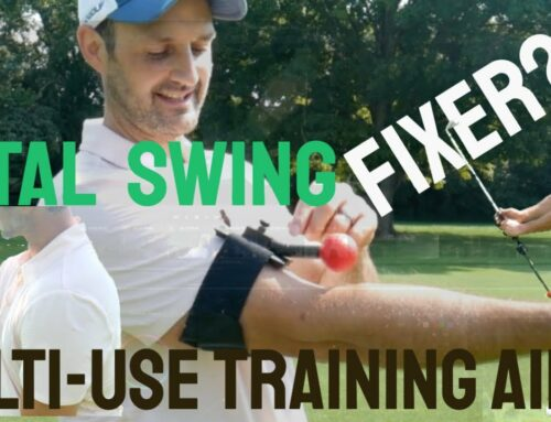 The Golf Training Aid Really To Fix So Many Swing Faults | Total Golf Trainer Review