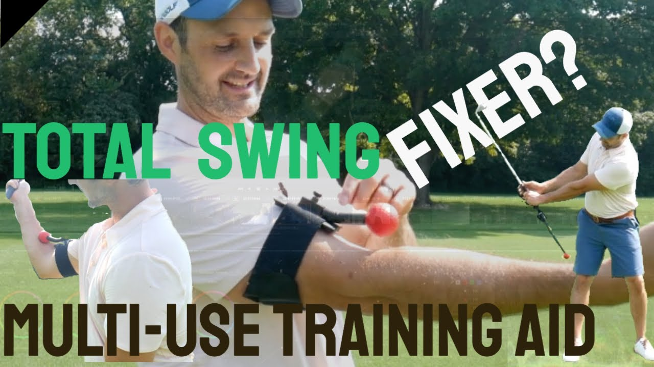 total golf trainer aid