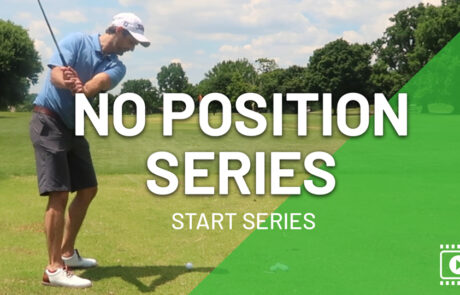 golf swing positions