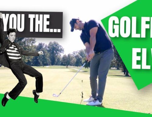 How to Use Legs In Golf Swing For Effortless Power And Consistency | Are You Like Elvis?
