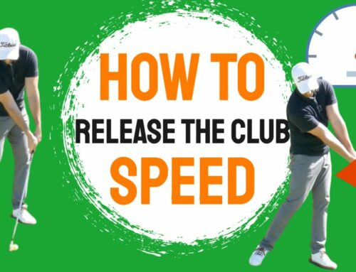 Golf Swing Release ⮕ Made Easy and Simple For Speed