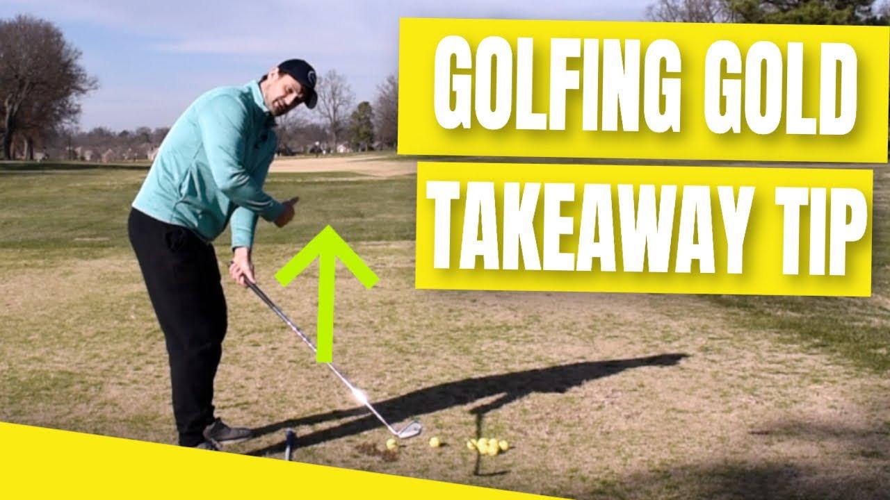 golf swing takweaway