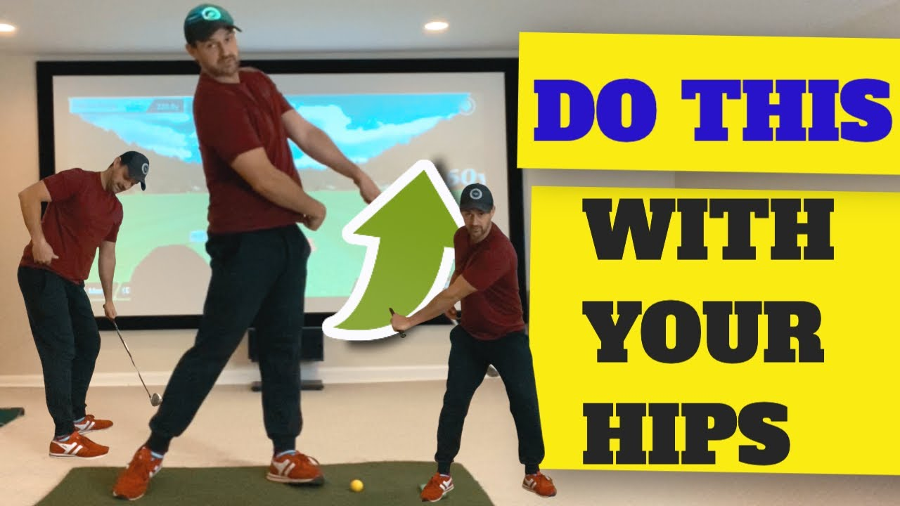 hips move in the golf swing