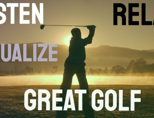 Relaxing Music For Meditation | (The Overlooked Golf Game Transformation Technique)