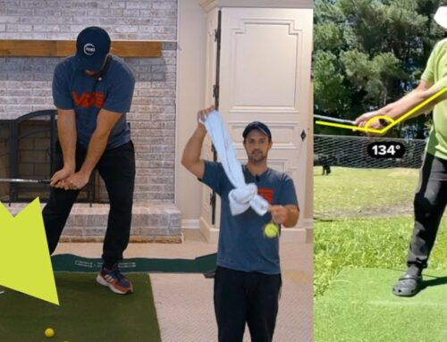 Lag In Golf Swing Tips And Speed THROUGH The Ball With SIMPLE Moves