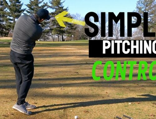 3 Keys To Make Golf Pitching Control So Easy