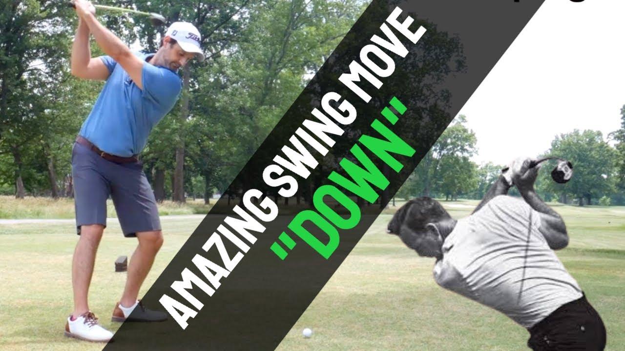 Arnold Palmer Golf Swing