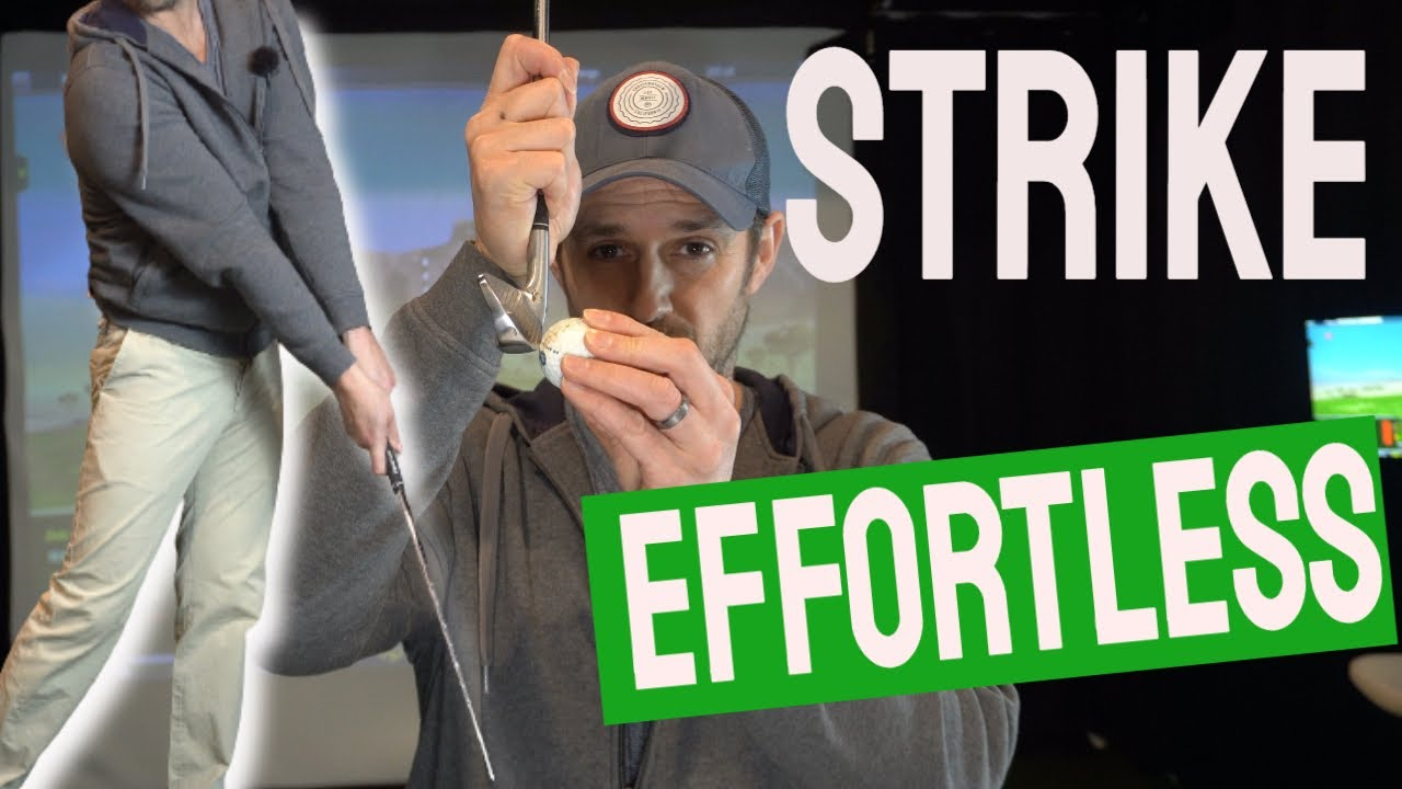 How To Hit Irons With An Effortless Golf Swing Release