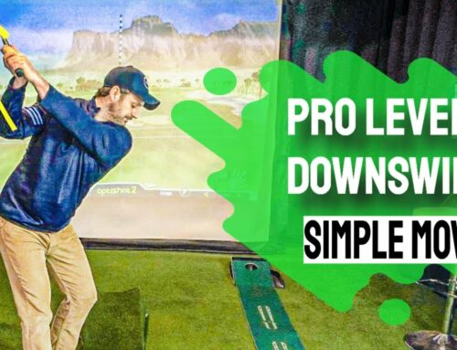 Start The Downswing Like A Pro (Don't Worry it's SIMPLE)