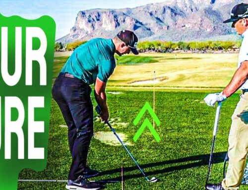 Strike Your Irons Pure Like A Tour Pro (The one simple drill you need!)
