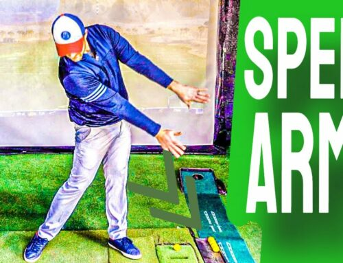 Increase Swing Speed Easily ➡ Do This Natural Move For Fast Arms