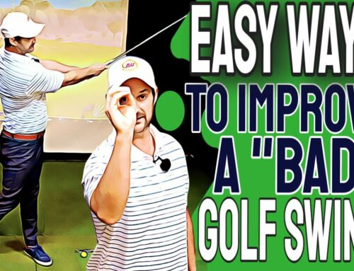 Trail Arm Move In Golf Swing Explained (Natural and Simple For Best Ball Striking )